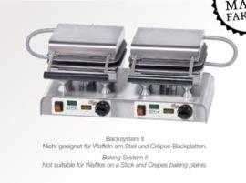 Baking system 2