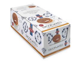 Stroopwafels double packed in showbox