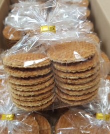 Stroopwafel mini`s   14 x 16 pcs - box
