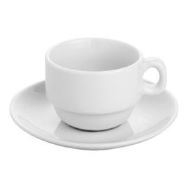 Kop en schotel - Espresso
