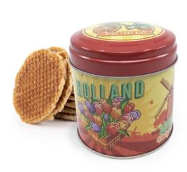 Stroopwafel can Holland