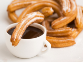 Spaanse Churros recept