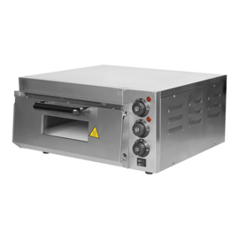 Pizzaoven 220 volt 2000 watt 1 etage - 40 x 40 cm