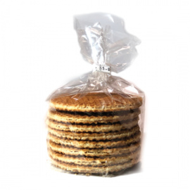 Stroopwafels for export - pallet