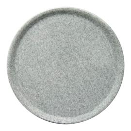 Pannenkoekenbord / Pizzabord porselein Grey stone