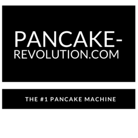 Pancake-Revolution machine