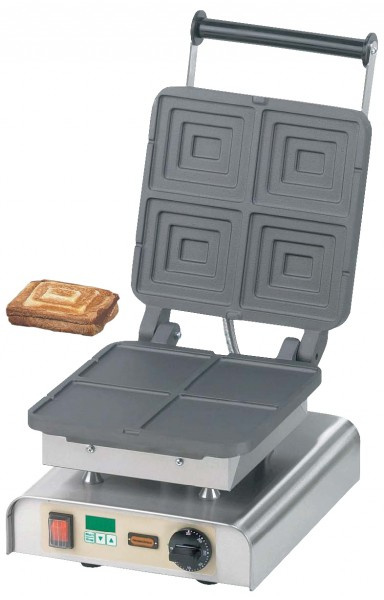 Sandwich maker met ingebouwde timer