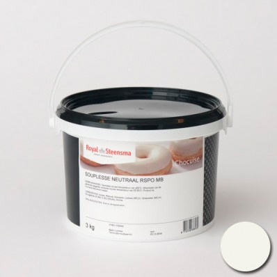 Coating witte chocolade 3 kg  Souplesse