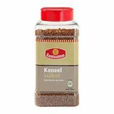 Kaneelsuiker Sanissimo 650 g