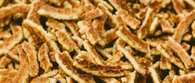Stroopwafel chips / crumbles  2,5 kg
