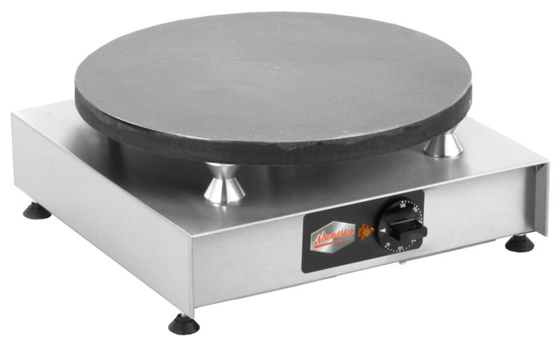 Neumaerker Crepesplaat 40 cm - 220 volt, 3200 watt.