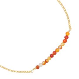 Armbandje Happy beads