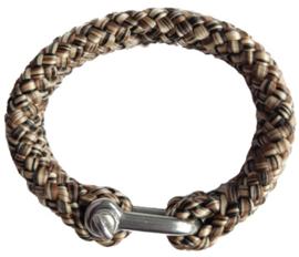 Stoere mannen armband