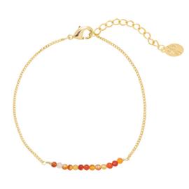 Armbandjes goudkleurig