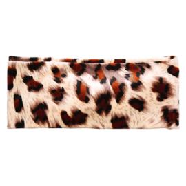 Haarband Dusty Leopard Rough