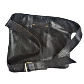 Heup-/schoudertas Bari Black