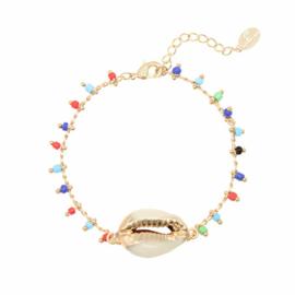 Armbandje Summer beads