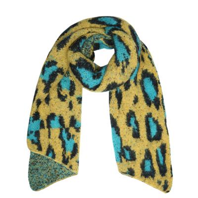 Shawl The leopard returns