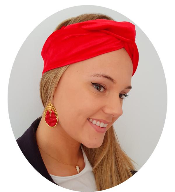 Zebbz Haarband Sophia