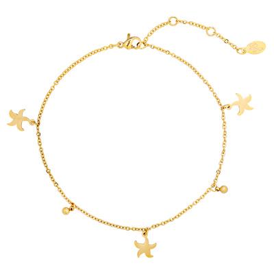 Ocean Star | Enkelbandje