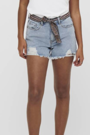 JDY short blue denim