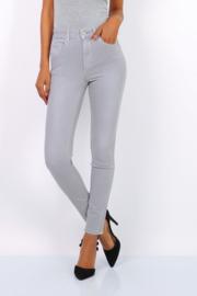 TOXIK high waist light gray