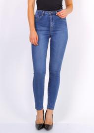 TOXIK high waist mid jeans