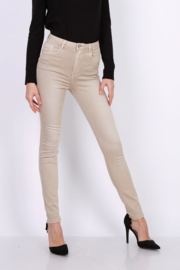 TOXIK high waist beige