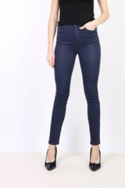 *TOXIK high waist basic blue