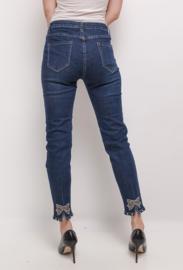 Jeans met strikje