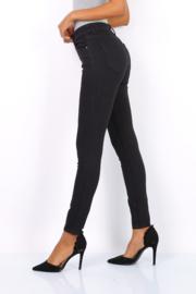 Toxik mid waist black