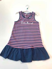 Navy dress LITTLE MARCEL