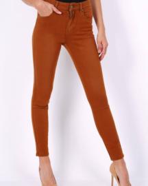 TOXIK basic jeans rusty