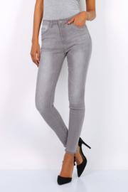 Mid waist jeans gray TOXIK
