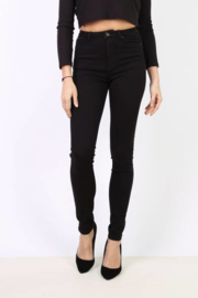*TOXIK high waist basic black