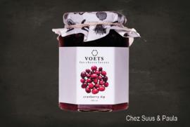 Cranberry honing port dip