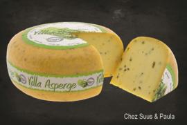 Kaas met Asperges van de Boerderij