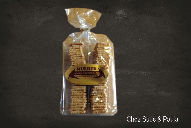 Biscuits de fromage artisanales