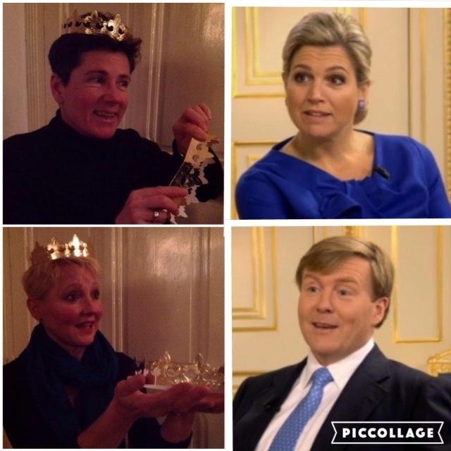Willem Alexander, Maxima, Suus en Paula