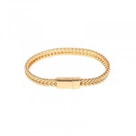 Armband goudkleur | Wild