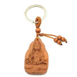 Gelukssleutelhanger 'Guanyin Buddha'