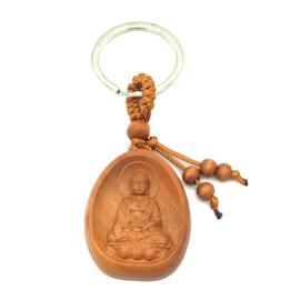 Gelukssleutelhanger 'Medicine Buddha'