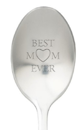 One message spoon | BEST MOM EVER