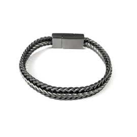 Armband in zwart | Spain