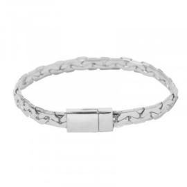 Armband in zilverkleur | Winter