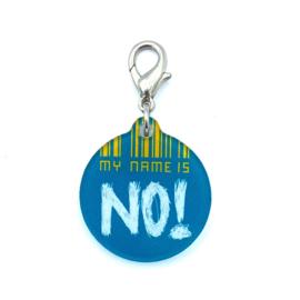 Halsbandhanger | MY NAME IS NO!