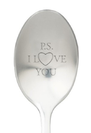 One message spoon | P.S. I LOVE YOU