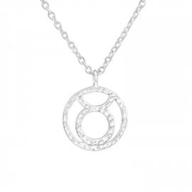 925 zilver halsketting | Horoscoop Stier
