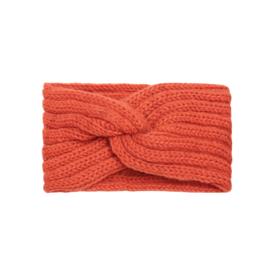 Haarband in oranje