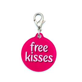 Halsbandhanger | FREE KISSES